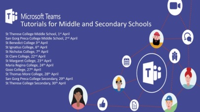Microsoft Teams online tutorials